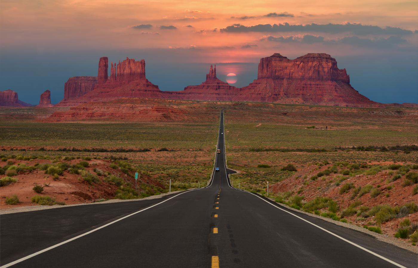 Nostalgische Route 66