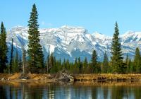 Kanada Mietwagenreise - Westkanada von Lodge zu Lodge